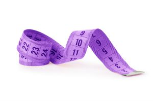measuring tape for bra
